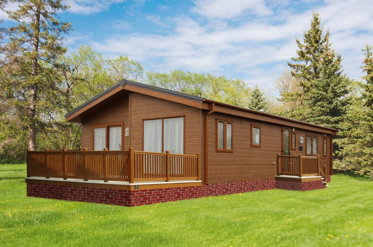 Pet friendly log cabins in scotland log cabin holidays uk for Log cabins for sale north yorkshire