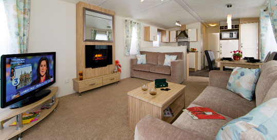 New and Used Static Caravans